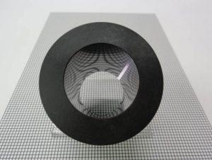 SiC製 内径嵌合鏡面研削部品